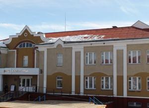 Централизованная  клубная система Красненского района