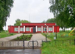 Красноберезовский сельский дом культуры