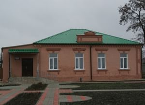 Воротниковский сельский клуб