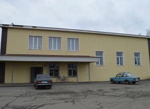 Владимировский сельский модельный дом культуры