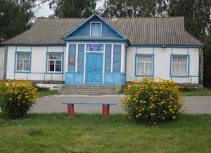 Ушаковский сельский клуб
