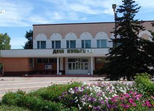 Новоуколовский сельский модельный дом культуры