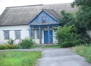 Посоховский сельский клуб