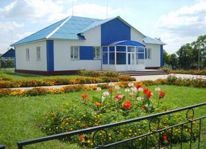 Песчанский сельский клуб