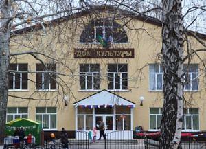 Центр культурного развития с. Насоново