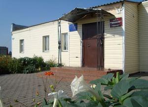 Богдановский сельский клуб