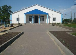 Тулянский сельский клуб