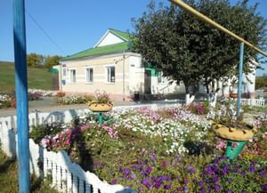 Верхнелубянский сельский клуб