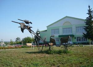 Алексеевский модельный сельский дом культуры