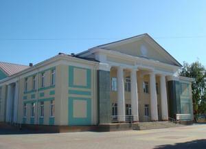 Центр культурного развития «Борисовский»