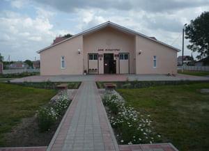 Центр культурного развития села Соболевка