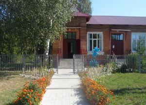 Безгодовский сельский клуб