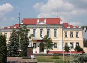 Новооскольский районный модельный дом культуры