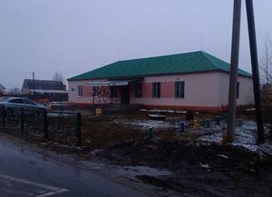 Нижнеольшанский сельский клуб