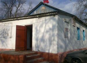Петровский сельский клуб
