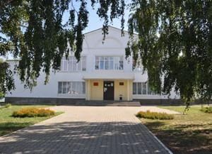 Илек-Кошарский дом культуры