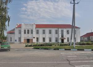 Сахзаводской дом культуры