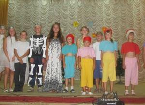 Стригуновский центральный сельский дом культуры