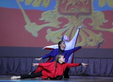 Межрегиональный фестиваль «Планета танца»