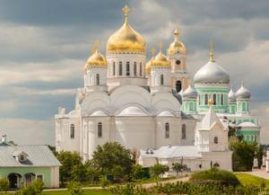 Троицкий Серафимо-Дивеевский женский монастырь в Нижегородской области