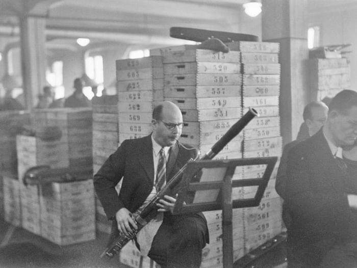 Мастер-классы по всем инструментам духовой группы симфонического оркестра