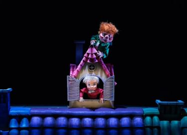 Спектакль «Малыш и Карлсон, который живёт на крыше»