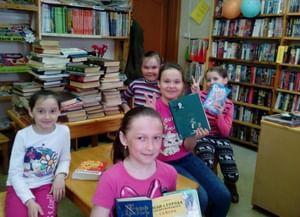 Библиотека-филиал № 14 с. Коткино