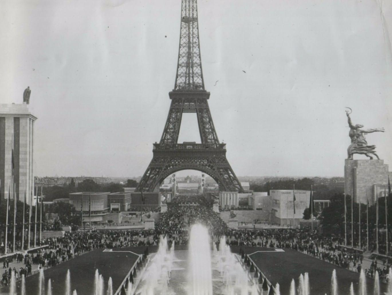 Всемирная выставка искусств и техники в Париже. 1837. Фотография: photochronograph.ru