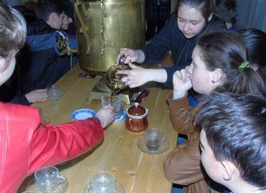 Встреча «Купеческое чаепитие»