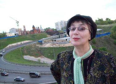 Встреча «Елена Крюкова: книги, стихи, музыка»