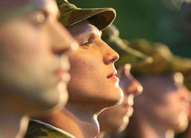 Встреча «Торжественные проводы в армию»