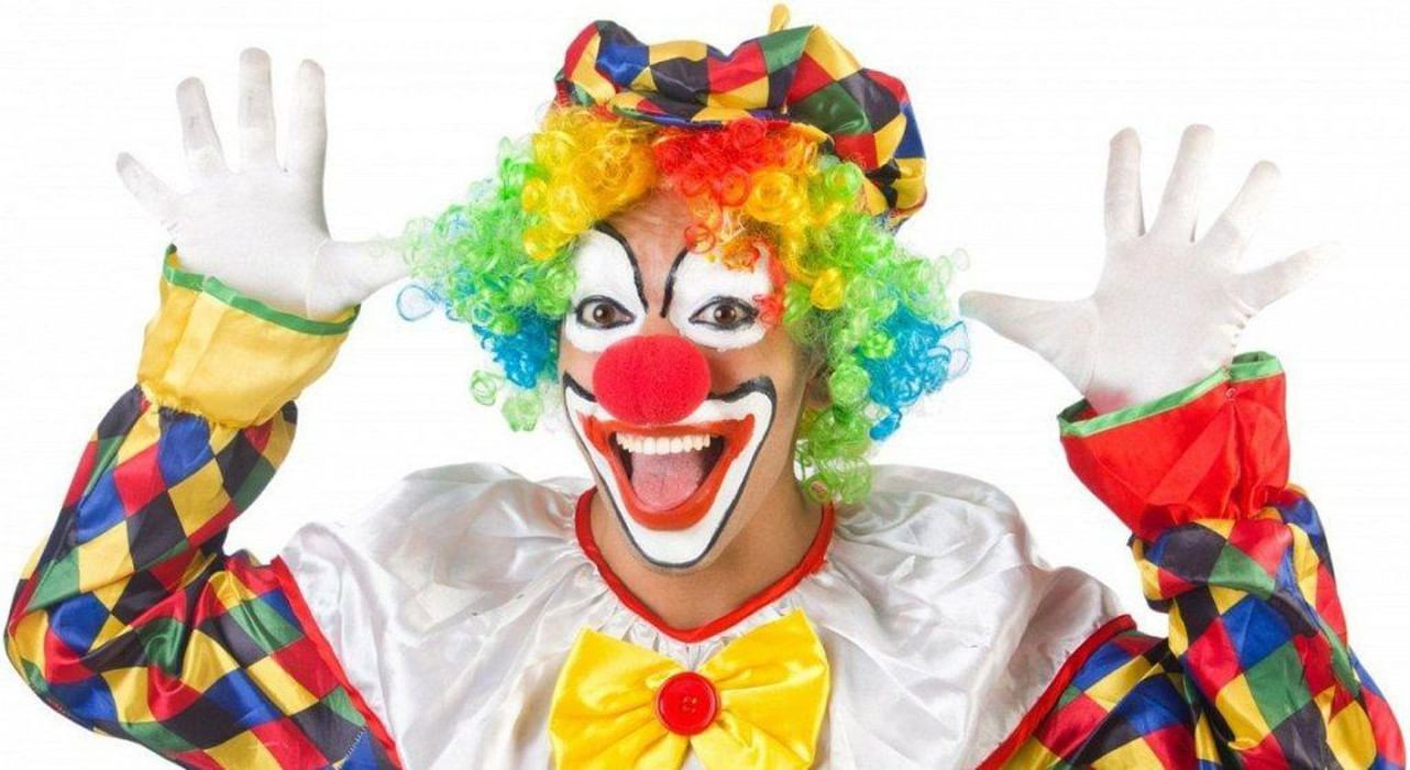 Картинки цирка и клоуна