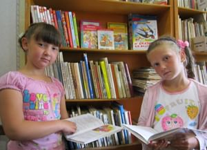 Денисовская сельская библиотека-филиал