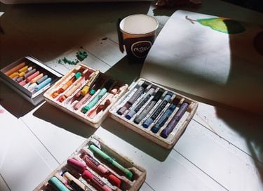 Курс «Современное искусство – детям»
