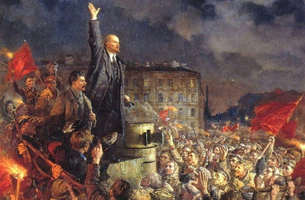 великая российская революция район земли много