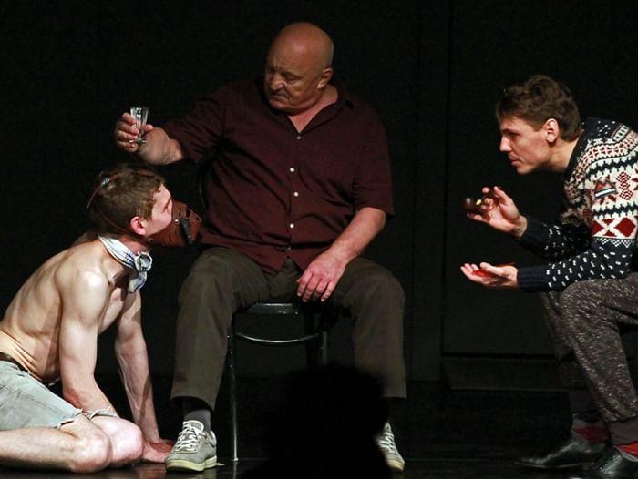Спектакль «Собачье сердце»