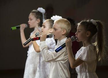 Областной детский вокальный конкурс «7 нот успеха»