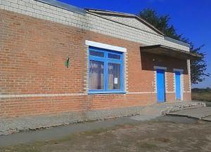 Кастырский сельский клуб