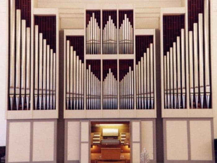 Концерт органной музыки в Саратовской консерватории имени Л. В. Собинова