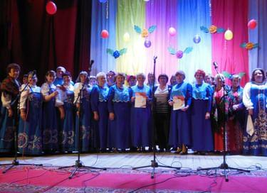 Гала-концерт «Песенные россыпи»
