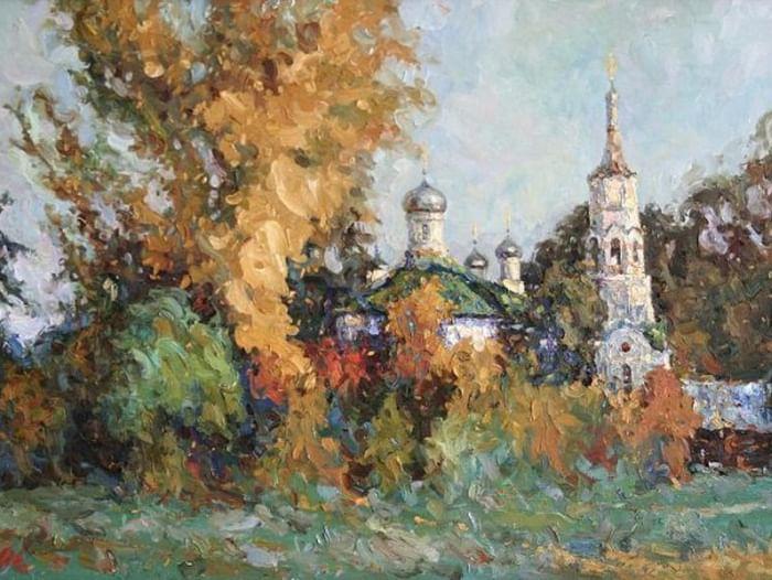 Выставка союза художников Чувашии «От Волги к Уралу»