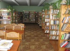 Борковская сельская библиотека-филиал