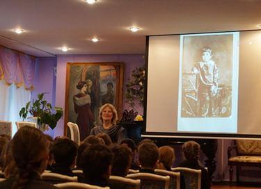 Урок в музее «М. М. Зощенко. Рассказы»