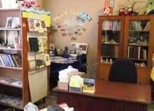 Золотополенская сельская библиотека-филиал