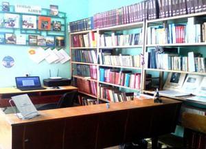 Приветненская сельская библиотека-филиал