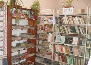 Михайловская сельская библиотека-филиал