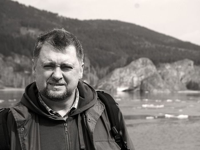 Творческий вечер писателя Даниэля Орлова