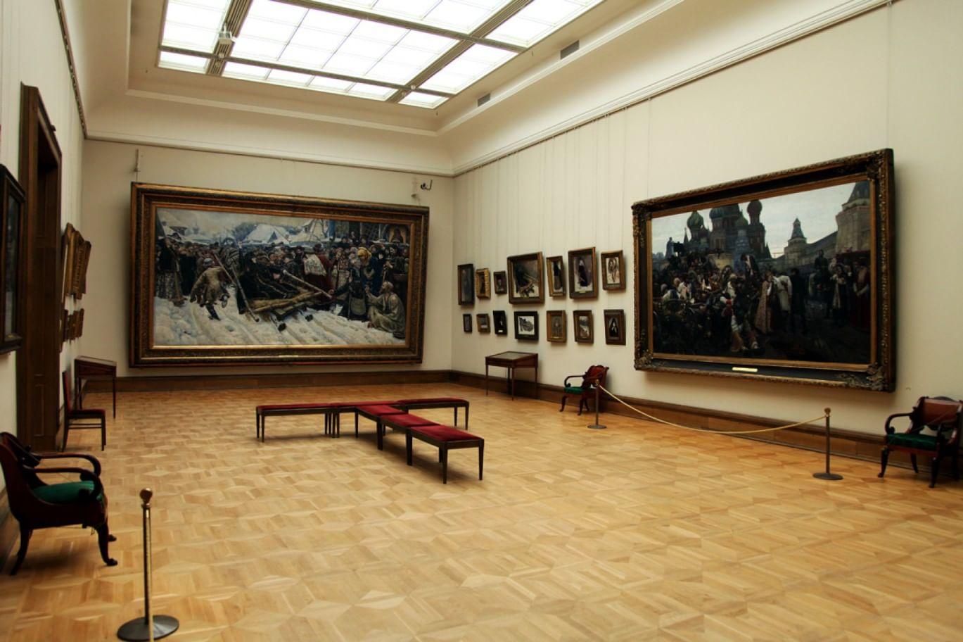 Третьяков - галерея