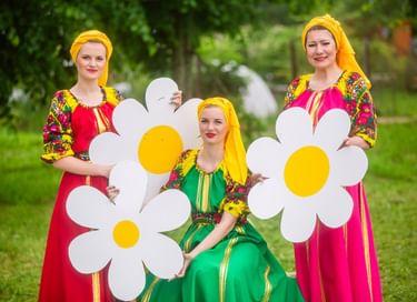 Этнографический фестиваль «Березовая карусель»