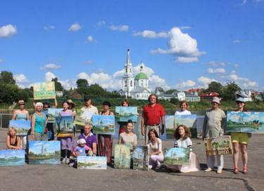 Приём заявок на участие в пленэрах «Русская Атлантида – 2018»